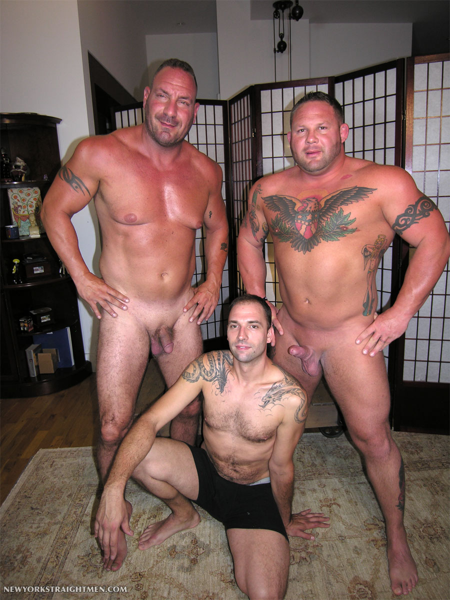 NewYorkStraightMen Rocco and Magnus torrent 13