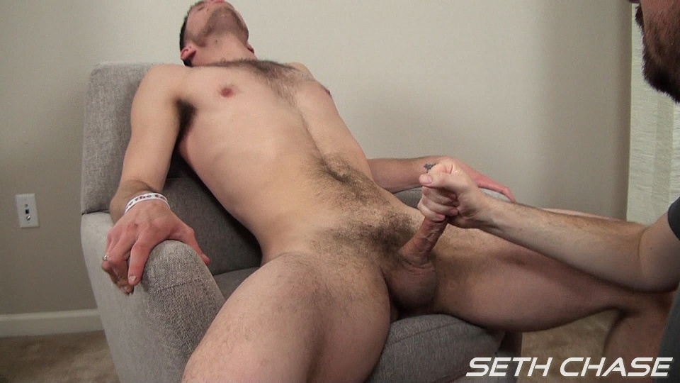 straight guy gets surprise gay blowjob