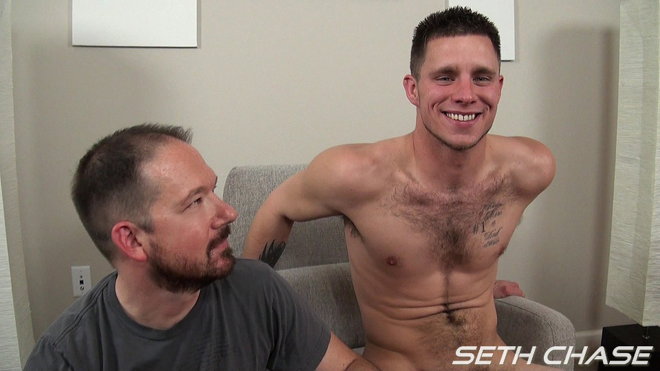 Seth Chase Walker Michaels Dinner is Served 27 Straight Young Redneck Gets His Redneck Cock Serviced