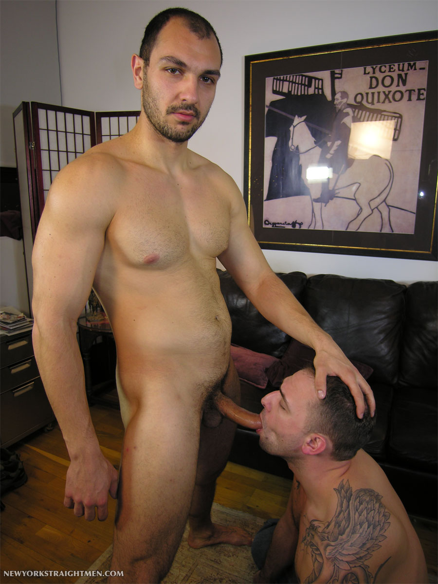 New-York-Straight-Men-Srdjan-and-Trey-Serbian-Cock-07 Amateur Straight Serbian Gets His Dick Sucked By A New York Cocksucker