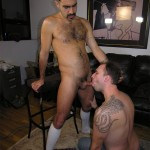 NewYorkStraightMen Trevor Straight Cock 06 150x150 Amateur Hairy Straight Hipster Gets His Ass Rimmed and Cock Sucked