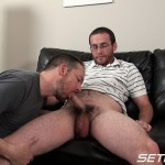 Seth-Chase-Eric-Stowe-Uncut-Cock-Sucking-15-150x150 Hairy Bearded Straight Guy Gets His Cock Sucked For the First Time By a Gay Guy