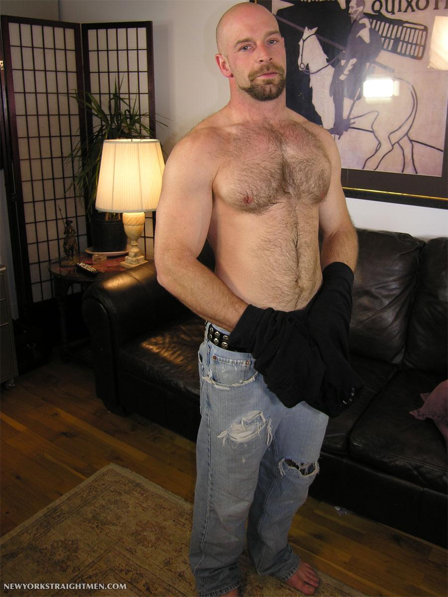 New York Straight Men Derick hairy muscle rimmed 14