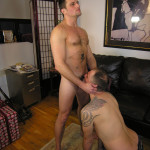 New-York-Straight-Men-Paulie-Hairy-Straight-Guy-Getting-His-Cock-Sucked-04-150x150 Sexy Hairy Amateur Straight Guy Gets His Cock Serviced By A Gay Guy
