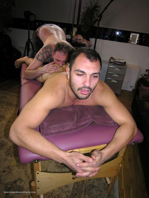 New York Straight Men Srdjan hairy Serbian gets his cock sucked Amateur Gay Porn 05 Amateur Straight Hairy Uncut Serbian Gets Blown By A Guy