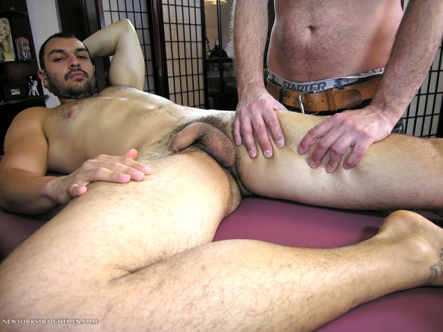 New-York-Straight-Men-Srdjan-hairy-Serbian-gets-his-cock-sucked-Amateur-Gay-Porn-08 Amateur Straight Hairy Uncut Serbian Gets Blown By A Guy