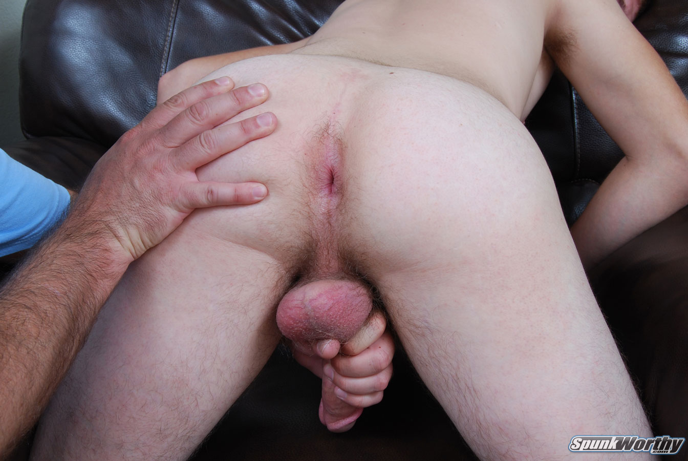 Man ass fingering