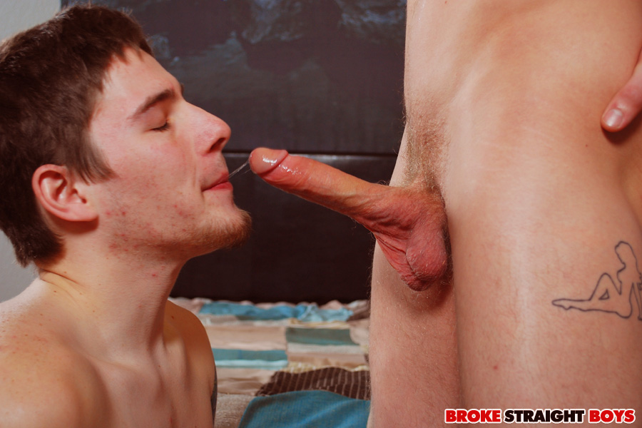 Broke Straight Boys JOHNNY FORZA and JEREK MILES straight guys sucking cock for cash Amateur Gay Porn 13 Two HUNG Amateur Straight Boys Trade Blow Jobs For Cash