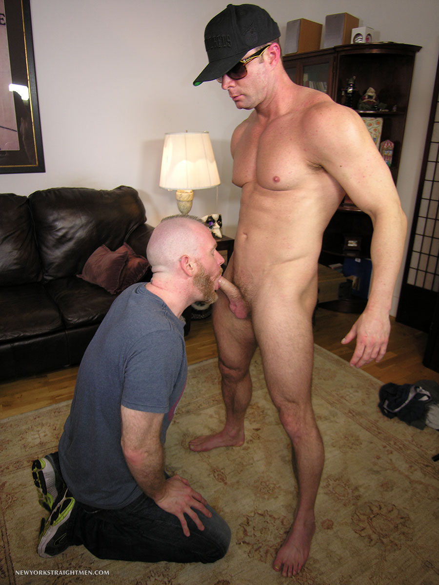 New York Straight Men Officer T and Sean Straight Guy Getting Cock Sucked By A Gay Guy Amateur Gay Porn 12 Straight New York City Cop Gets His First Blow Job From A Gay Guy