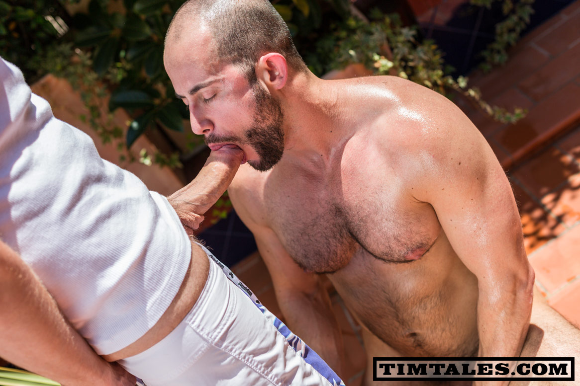 TimTales Felix Barca Muscle Bear With Big Uncut Cock Amateur Gay Porn 06 TimTales: Felix Barca Amateur Spanish Uncut Muscle Bear