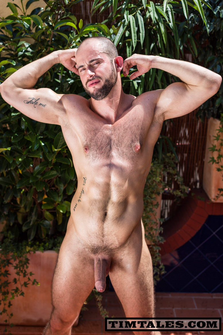 TimTales-Felix-Barca-Muscle-Bear-With-Big-Uncut-Cock-Amateur-Gay-Porn-09 TimTales: Felix Barca Amateur Spanish Uncut Muscle Bear