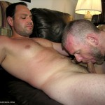 New York Straight Men Jack and Sean Straight Guy Getting Blowjob From Gay Guy Amateur Gay Porn 09 150x150 Bicurious Beefy NYC Guy Gets His First Blowjob From Another Guy