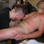 New York Straight Men Jack and Sean Straight Guy Getting Blowjob From Gay Guy Amateur Gay Porn 11 150x150 Bicurious Beefy NYC Guy Gets His First Blowjob From Another Guy
