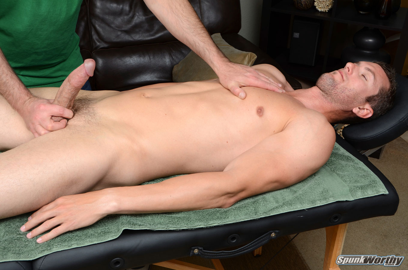 Amateur gay male massage first time 8