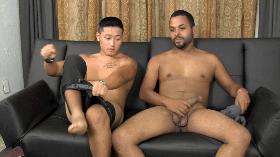 Straight Fraternity Aaron and Junior Straight Asian Sucks Big Cock Amateur Gay Porn 08 Hung Straight Asian Stud Gives His First Blowjob To Another Guy