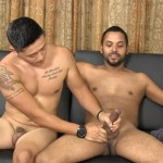 Straight Fraternity Aaron and Junior Straight Asian Sucks Big Cock Amateur Gay Porn 18 150x150 Hung Straight Asian Stud Gives His First Blowjob To Another Guy