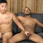 Straight Fraternity Aaron and Junior Straight Asian Sucks Big Cock Amateur Gay Porn 20 150x150 Hung Straight Asian Stud Gives His First Blowjob To Another Guy