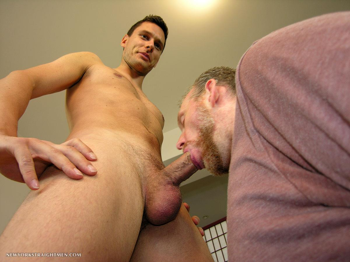 New York Straight Men Mario and Sean Straight Guy Getting Blowjob From Gay Guy Amateur Gay Porn 03 Amateur Straight Italian Guy from NYC Gets A Blow Job From A Guy