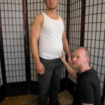 New York Straight Men Mark and Sean Straight Guy Getting Blow Job From Gay Guy Amateur Gay Porn 01 150x150 Amateur Straight New York City Business Man Gets His First Gay Blow Job