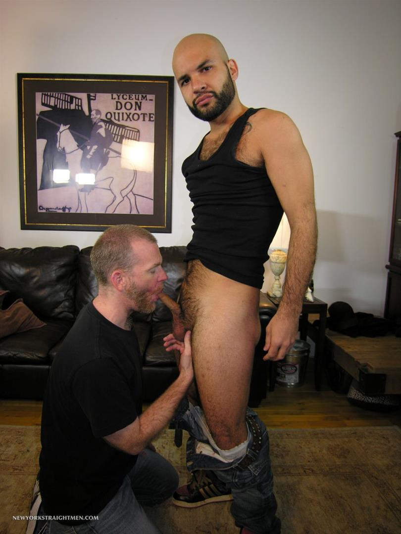 New York Straight Men Hairy Straight Puerto Rican Getting Cock Sucked By A Guy Amateur Gay Porn 02 Amateur Straight Hairy Puerto Rican Hottie Gets His First Guy Blowjob