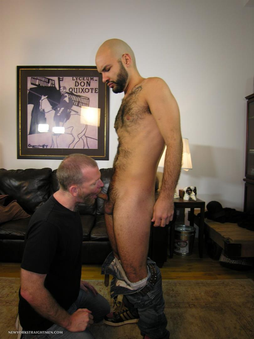 New York Straight Men Hairy Straight Puerto Rican Getting Cock Sucked By A Guy Amateur Gay Porn 05 Amateur Straight Hairy Puerto Rican Hottie Gets His First Guy Blowjob