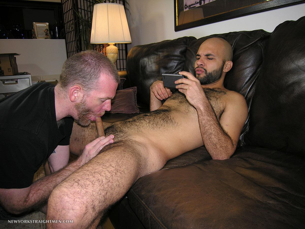 New York Straight Men Hairy Straight Puerto Rican Getting Cock Sucked By A Guy Amateur Gay Porn 08 Amateur Straight Hairy Puerto Rican Hottie Gets His First Guy Blowjob