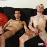 Hard Brit Lads Shaun Jones and Jay T Bisexual Skinhead Sucking First Big Cock Amateur Gay Porn 19 150x150 Hung Amateur Bisexual British Skinhead Sucks His First Cock Ever