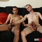 Hard Brit Lads Shaun Jones and Jay T Bisexual Skinhead Sucking First Big Cock Amateur Gay Porn 20 150x150 Hung Amateur Bisexual British Skinhead Sucks His First Cock Ever
