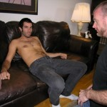 New York Straight Men Doug Straight Hairy Guy Getting His Cock Sucked By Gay Amateur Gay Porn 01 150x150 Amateur Hairy Ass Straight Guy Gets His First Blow Job From Another Guy