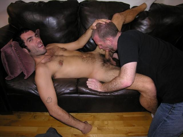 Horny Straight Guy Gets Sucked By Dude 11