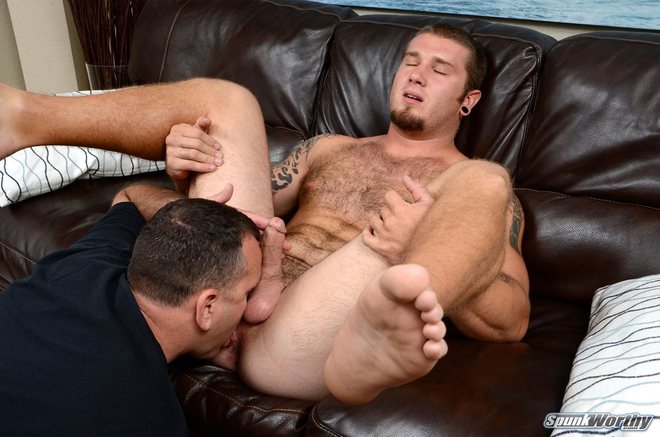 SpunkWorthy Preston Straight Guy Getting His First Blowjob Hairy Cub Amateur Gay Porn 06 Straight Hairy Young Muscle Cub Gets His First Blowjob From Another Guy