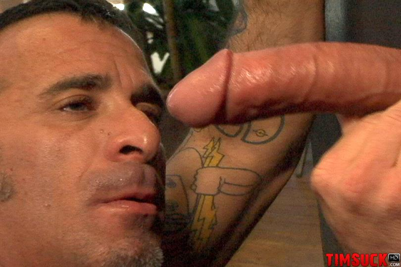 Treasure-Island-Media-TIMSuck-Tony-Romano-Eating-Cum-Sucking-Cock-At-The-Gloryhole-Amateur-Gay-Porn-5 Sucking Cock and Eating A Thick Load Of Cum Through A Gloryhole