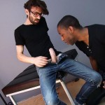 Treasure Island Media TimSUCK Rogan Hardy and James Chance Black Guy Sucking A Thick White Cock Amateur Gay Porn 3 150x150 Hung Black Guy Sucking A Thick White Cock And Eating The Cum