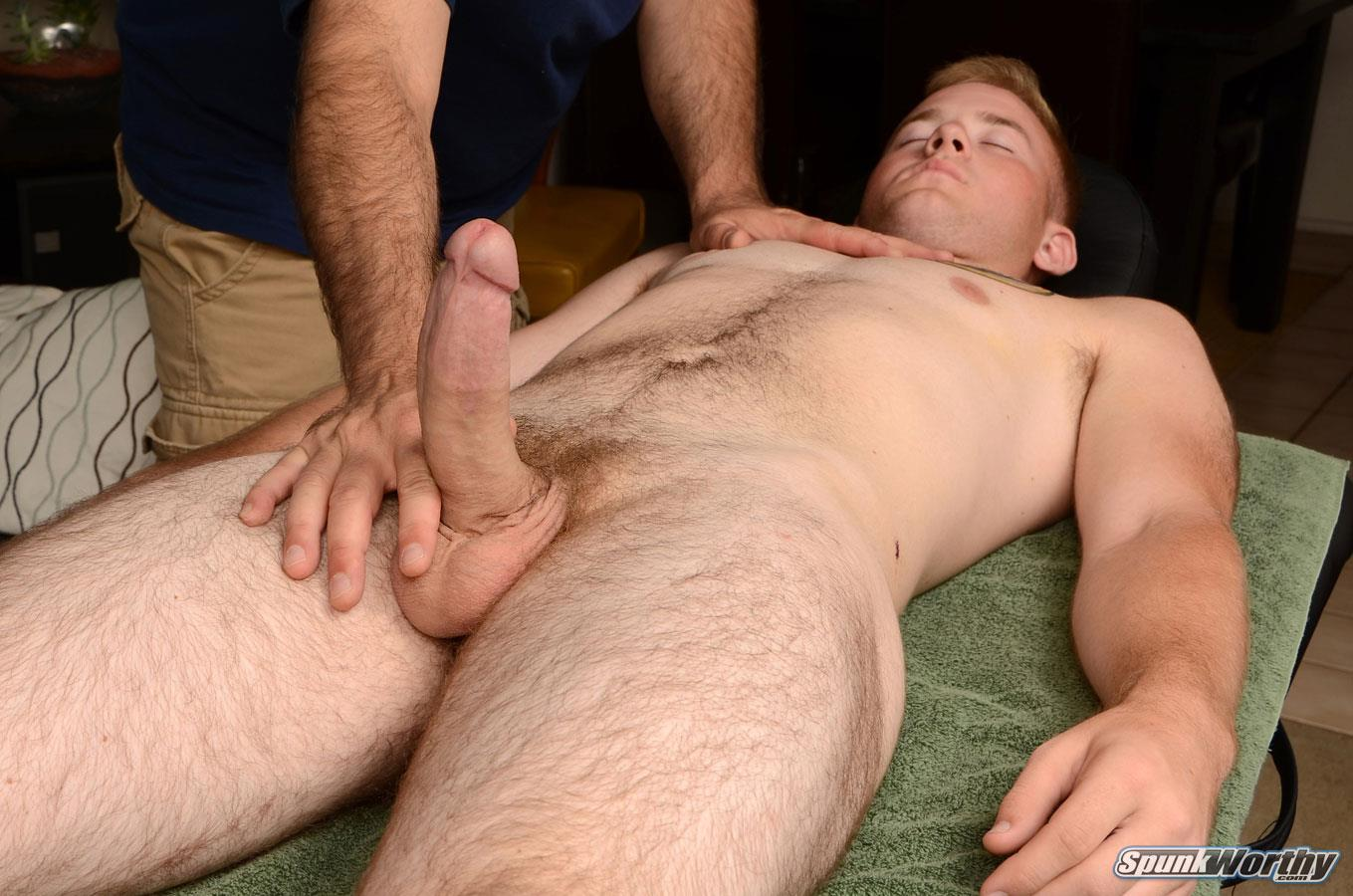 Mature Guy And Twink Blowjob And Rimming Action