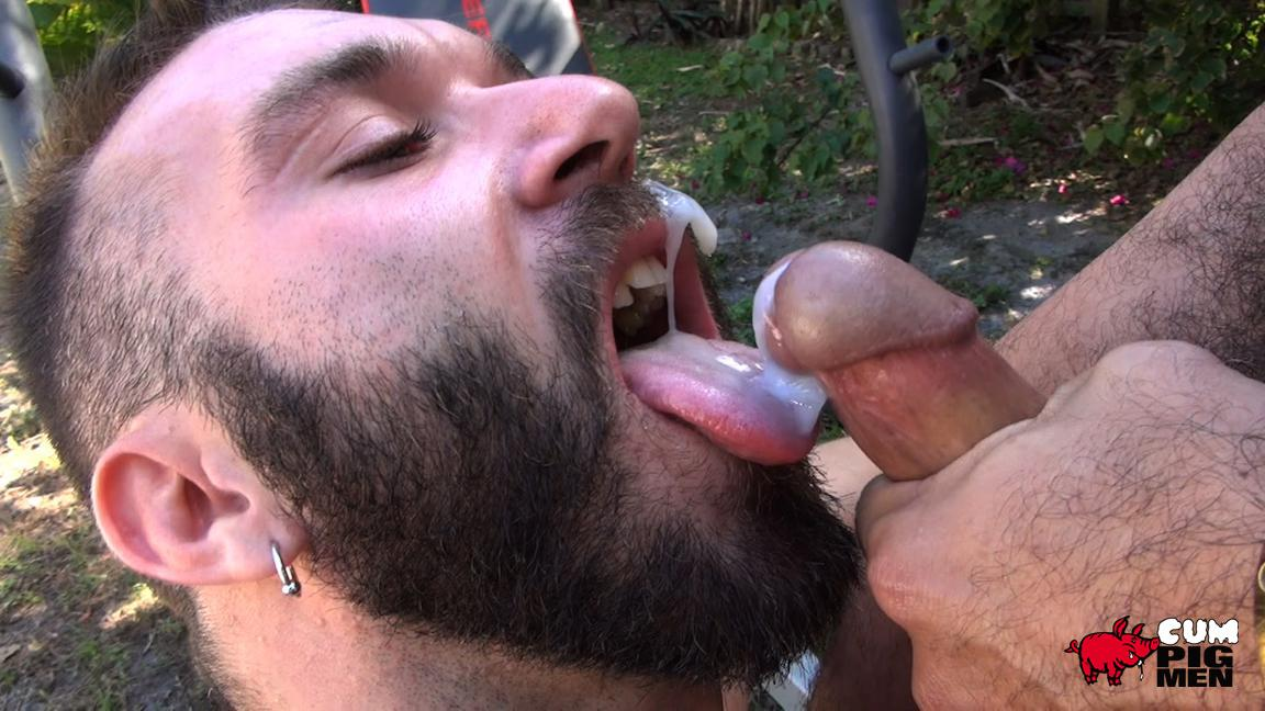 Cum-Pig-Men-Alessio-Romero-and-Ethan-Palmer-Hairy-Muscle ...