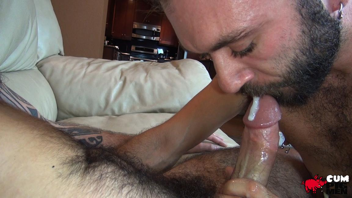 Cum Pig Men Ethan Palmer and Cam Christou Sucking Cock and Eating Cum Amateur Gay Porn 30 Sucking A Load Of Cum Out Of Cam Christou