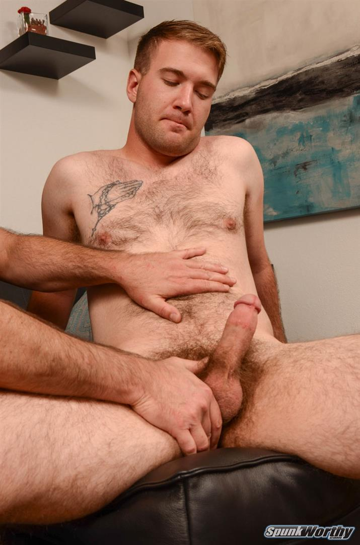 SpunkWorthy Lance Hairy Naked Marine Getting Blowjob and Rimmed Amateur Gay Porn 04 Hairy Straight Marine Gets Rimmed and Blown By A Guy