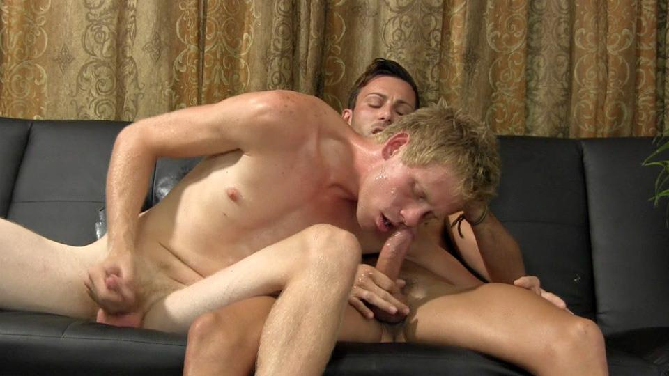 Gay twink eating cum movie xxx does naked 2