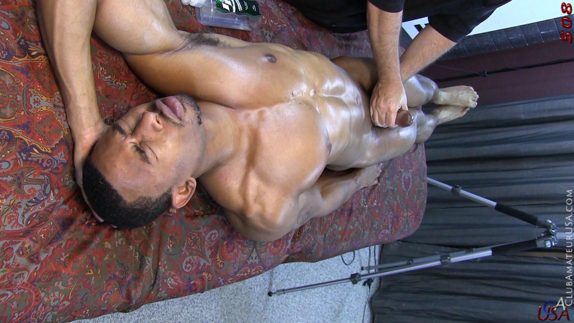 Amateur gay black massage jacob takes 3