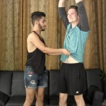Straight Fraternity Blake and Jesse Latino Sucks His First Cock Amateur Gay Porn 02 150x150 Straight 18 Year Old Latino Boy Auditions For Gay Porn By Sucking Cock