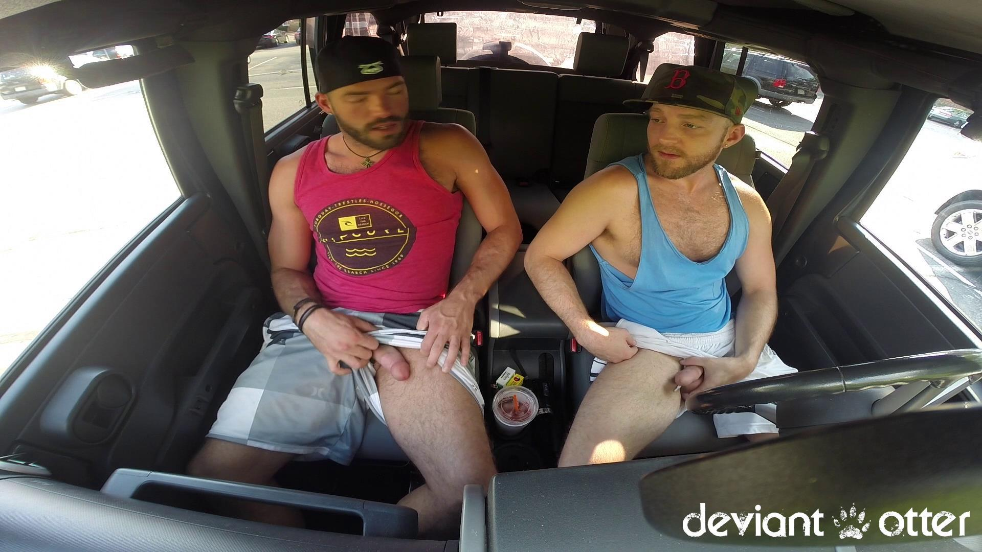 Deviant Otter Xavier Sucking Cock In Public Hairy Guys Amateur Gay Porn 02 Masculine Hairy Guys Sucking Each Others Cock In A Parking Lot