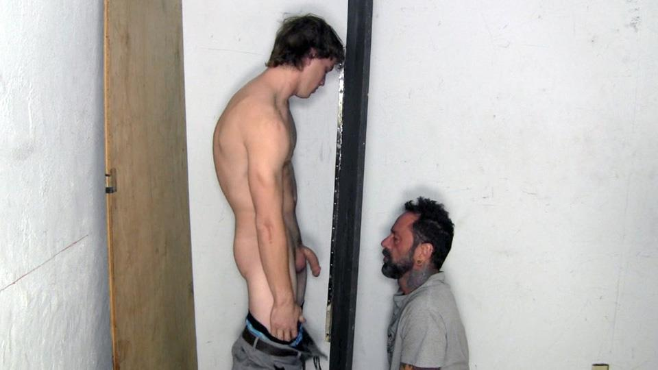 amateurs gone gay gloryhole