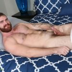 ChaosMen Casper and Lorenzo Hairy Muscle Beard Cock Sucked 06 150x150 Hairy Muscular Hunk Gets His Big Cock Sucked and Serviced