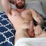 ChaosMen Casper and Lorenzo Hairy Muscle Beard Cock Sucked 07 150x150 Hairy Muscular Hunk Gets His Big Cock Sucked and Serviced