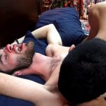 Straight Men XXX Cal Sommers Hairy Straight Guy Blow Job 23 150x150 Seducing And Sucking Off A Skinny Hairy Straight Man