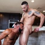 Raging-Stallion-Drake-Masters-and-Carlos-Lindo-Hairy-Muscle-Guy-With-Big-Dick-Blowjob-09-150x150 Hairy Muscle Hunk Drake Masters Gets Rimmed And Sucked Off By The Delivery Driver