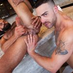 Raging-Stallion-Drake-Masters-and-Carlos-Lindo-Hairy-Muscle-Guy-With-Big-Dick-Blowjob-12-150x150 Hairy Muscle Hunk Drake Masters Gets Rimmed And Sucked Off By The Delivery Driver